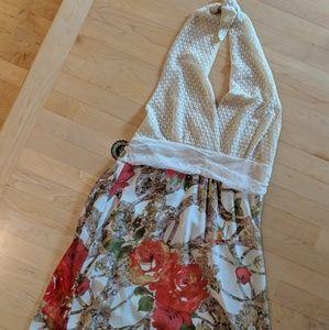NWT ✨ Hazel Print + Knit Dress from Nordstrom